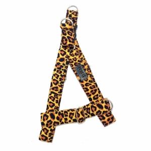 Arnés Brown Leopard