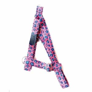 Arnés Pink Leopard