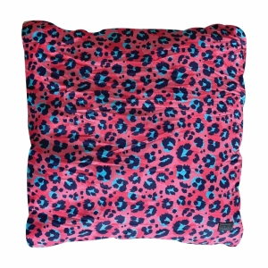 Cama Pink Leopard