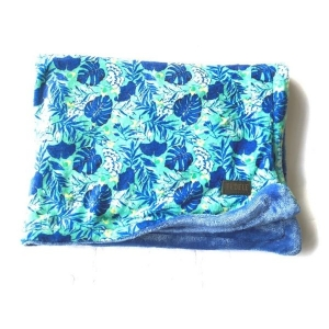 Cobija Hojas Azules