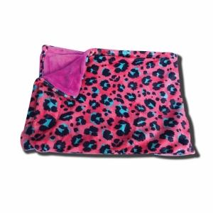 Cobija Pink Leopard
