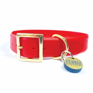 COLLAR RED